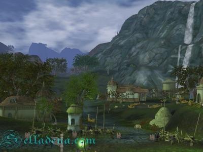 Aion деревня Тольбас