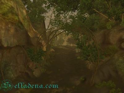 Aion дорога к крепости Элтенен