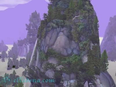 Aion горы Бертрона