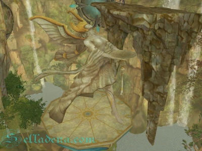 Aion над крепостью Элтенен