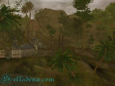 Aion деревня в лесу мандри