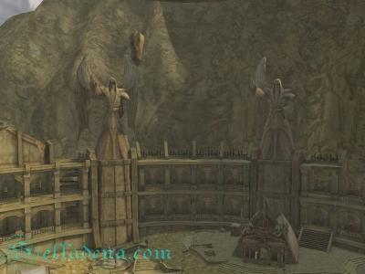 Aion крепость Интердика