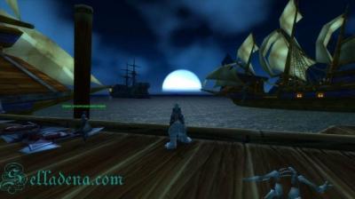 World of Warcraft пристань