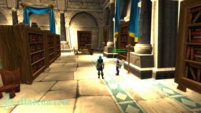 World of Warcraft библиотека