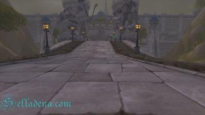 World of Warcraft мост